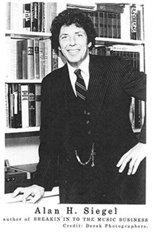 Alan Seigel