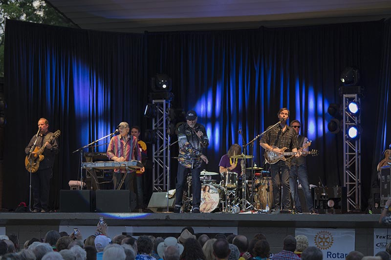 The Beach Boys in 2015