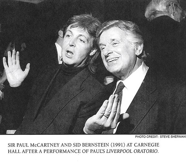 Sid Bernstein